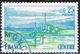 FRANCE : N° 1863 Oblitéré (Régions : Centre) - PRIX FIXE -