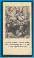 Bidprentje Van Marie-Louise-H.-E. Van Ryckeghem - Geluwe - Kortrijk - 1882 - 1932 - Images Religieuses