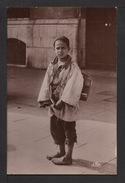 CPSM Pf . MAROC . YAOULED . Jeune Garçon Cireur De Chaussures . - Marocco