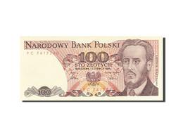 Pologne, 100 Zlotych, 1974-1976, KM:143e, 1986-06-01, NEUF - Pologne