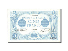 France, 5 Francs, 5 F 1912-1917 ''Bleu'', 1913, 1913-01-03, KM:70, SUP - 1871-1952 Anciens Francs Circulés Au XXème