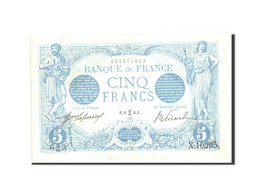France, 5 Francs, 5 F 1912-1917 ''Bleu'', 1916, 1916-02-11, KM:70, SPL - 1871-1952 Anciens Francs Circulés Au XXème