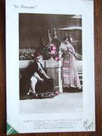 LE PASSANT / ZANETTO / LOT DE 3 JOLIES CARTES / 1909 / ASTRA N°151 - Opéra