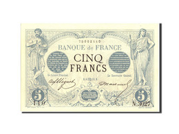 France, 5 Francs, 5 F 1871-1874 ''Noir'', 1873, 1873-10-08, KM:60, SUP+ - 1871-1952 Antichi Franchi Circolanti Nel XX Secolo