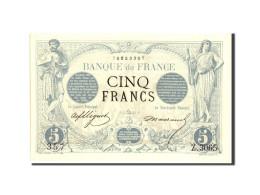 France, 5 Francs, 5 F 1871-1874 ''Noir'', 1873, 1873-09-04, KM:60, SPL - 1871-1952 Anciens Francs Circulés Au XXème