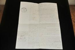 103- Oude Document Uit  Schildwolde (Gr.) - Historische Dokumente