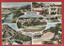 Souvenir De CAMBO LES BAINS  - Multivues - Dépt 64 - CPSM  - - Cambo-les-Bains