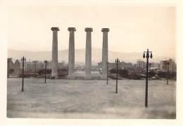 Photo - Barcelone 1926 - Travaux De L'Exposition Universelle De 1929, L'Entrée En 1926 - Lugares
