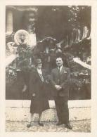 Photo - Barcelone 1925 - Parc Guell - Places