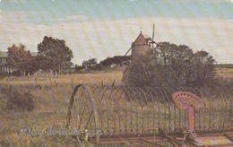 Saint-Félix-de-Valois Québec Canada - Windmill - Moulin à Vent - 2 Scans - Quebec