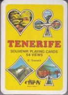 BARAJA DE TENERIFE NAIPES COMAS CON 54 CARTAS NUEVA Y PRECINTADA (E. GAZTEIZ) - Barajas De Naipe