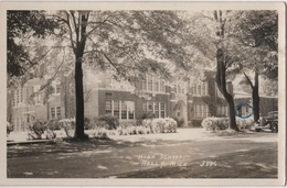 USA Carte Photo HOLLY High School - Etats-Unis