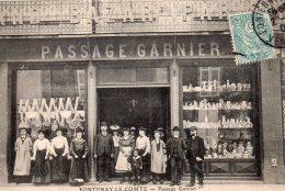 Fontenay Le Comte : Passage Garnier - Fontenay Le Comte