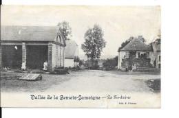Jamoigne - La Fontaine - Vallée De La Semois-Jamoigne - Ed: F. Pierson- Circulé - Etat: Voir Scans