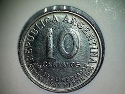 Argentine 10 Centavos 1950 - Argentine