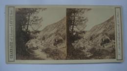 CHATELAR 04 LA TETE NOIRE - Cartoline Stereoscopiche