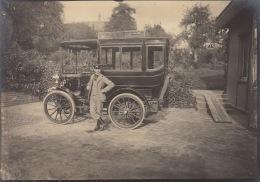 Grande Photo D'une Belle Automobile - Automobiles