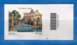 Italia **- 2016 - Patrim. Artistico E Culturale - Villa GROCK - IMPERIA. BARRE .  Vedi Descrizione - Bar Codes