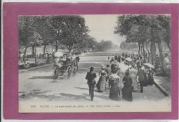 21.-  DIJON . Le Rond-Point Des Allées - Dijon