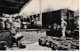 Oude Postkaart Brasserie Wielemans Cueppens - Antwerpen