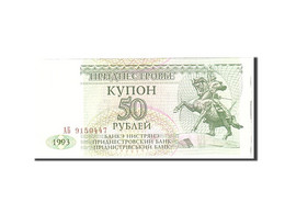 Transnistrie, 50 Rublei, 1993-1994, 1993, KM:19, NEUF - Banknotes