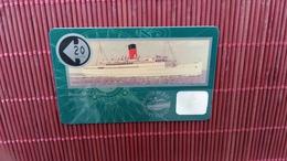 Phonecard Isle Man Rare