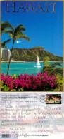 Diamond Head, Honolulu, Hawaii, United States US Postcard Posted 2008 Stamp - Honolulu