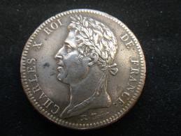 10 Centimes Charles X (colonies Françaises) - France