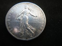 2 Francs Semeuse 1912 - Frankreich