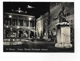 RIMINI - TEATRO VITTORIO EMANUELE  VIAGGIATA FG - Rimini