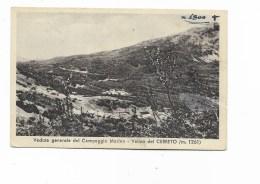CAMPEGGIO MARINA - VALICO DEL CERRETO   VIAGGIATA FP - Reggio Emilia