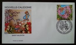 NOUVELLE-CALEDONIE - FDC 2003 - YT N°884 - SAINT VALENTIN - FDC