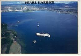 PEARL HARBOR - Honolulu, Hawaii,  USAirmail 1986 - Honolulu