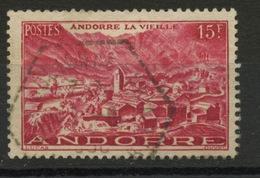 ANDORRE FR  -  PAYSAGES -  N° Yvert  131 OBLITERE