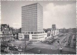 Gf. BRUXELLES. Porte De Schaerbeek Et P. S. Building. 55 - Non Classés