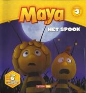 MAYA DE BIJ Nr 3 - HET SPOOK - STUDIO 100 - Books, Magazines, Comics