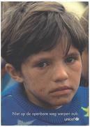 VISAGE DE GARCON - UNICEF Motion Au Ministre Belge - Portraits