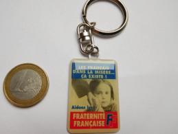 Porte Clés , Association Fraternité Française , Grenoble - Porte-clefs
