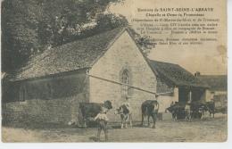 Environs De SAINT SEINE L'ABBAYE - Chapelle Et Orme De Fromenteau - France