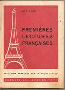 Premières Lectures Francaises  Ida LorI  Antonio Vallardi - 12-18 Anni