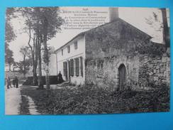 17 : HIERS-BROUAGE : ANCIENNE MAISON Du GOUVERNEUR  ,C.P.A Carte En Très Bon état ,animée - Autres Communes