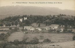 69 POULE / Hameau De La Goutelle Et Château De La Ronze / - France