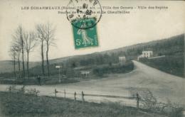 69 POULE / Les Echarmeaux, Villa Des Genets Et Villa Des Sapins, Route De Chauffailles / - France