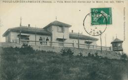 69 POULE / Les Echarmeaux, Villa Mont Joli / - France