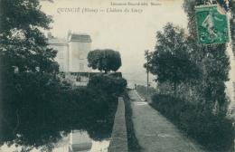 69 QUINCIE / Château De Souzy / - France