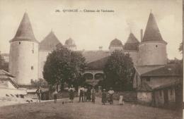 69 QUINCIE / Château De Varennes / - France