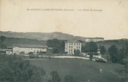 69 SAINT GENIS L'ARGENTIERE / La Villa Saint Joseph / - France