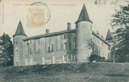 69 SAINT GENIS L'ARGENTIERE / Château De La Valsonnière / - France