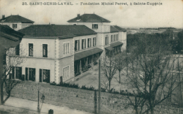 69 SAINT GENIS LAVAL / Fondation Michel Perret / - France
