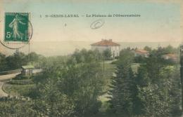 69 SAINT GENIS LAVAL / Le Plateau De L'Observatoire / - France